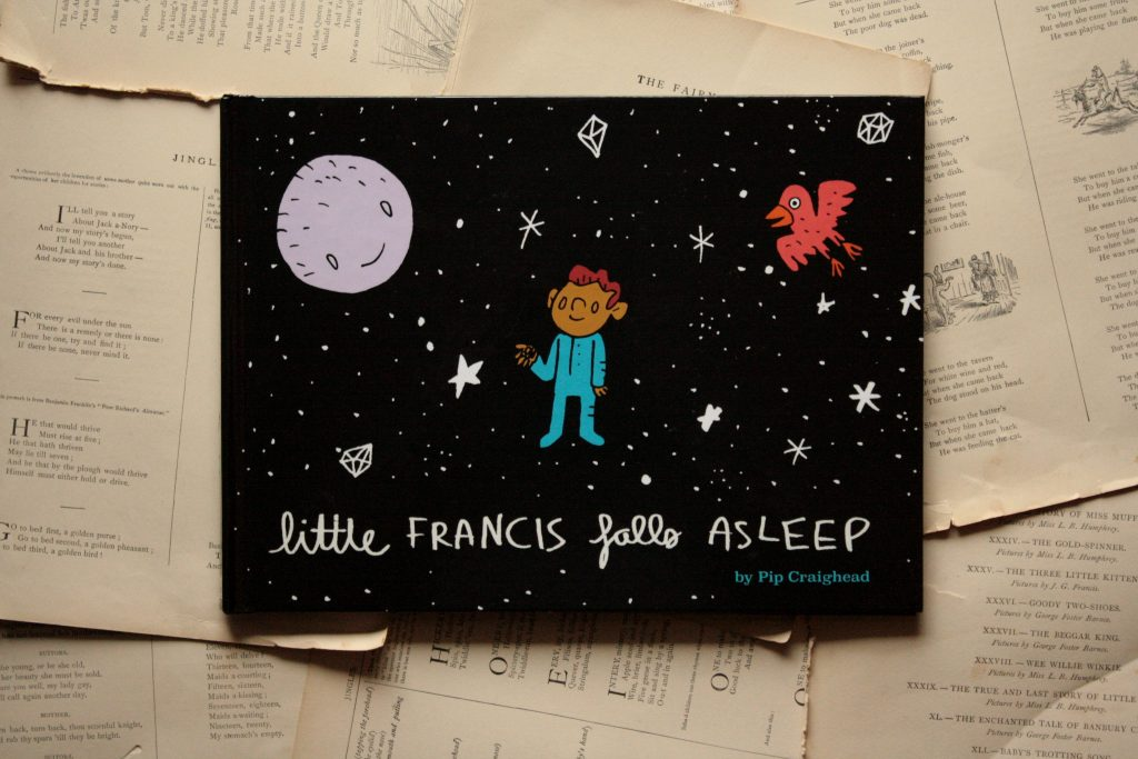 Little Francis Falls Asleep, by Pip Craighead | Little Book, Big Story