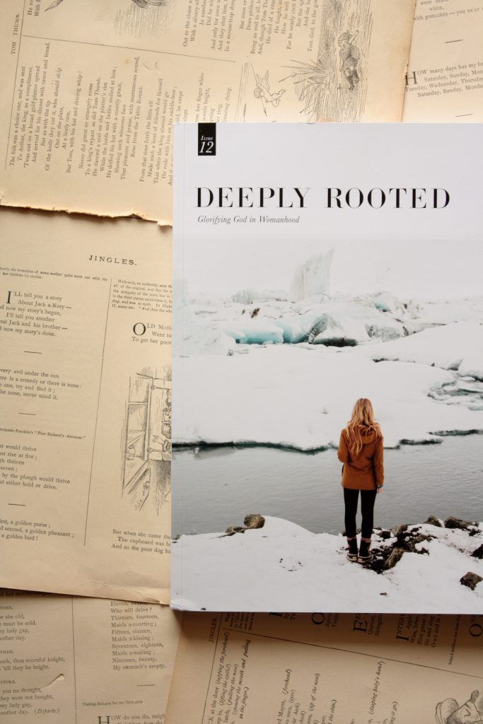 Deeply Rooted, Issue 12: Calling | Little Book, Big Story