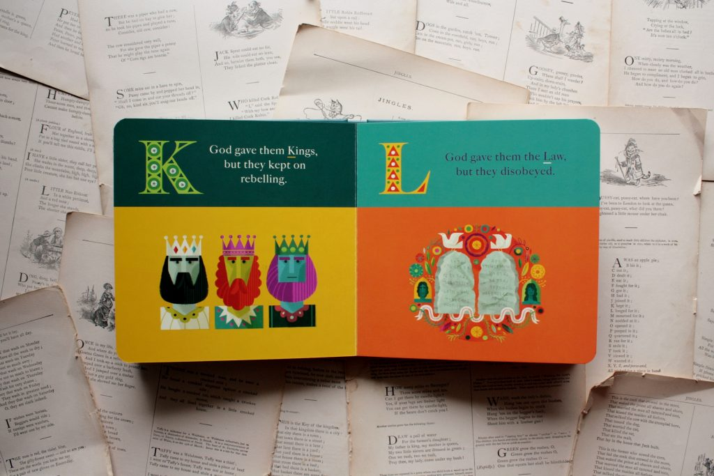 The Biggest Story ABC, by Kevin DeYoung | Little Book, Big Story