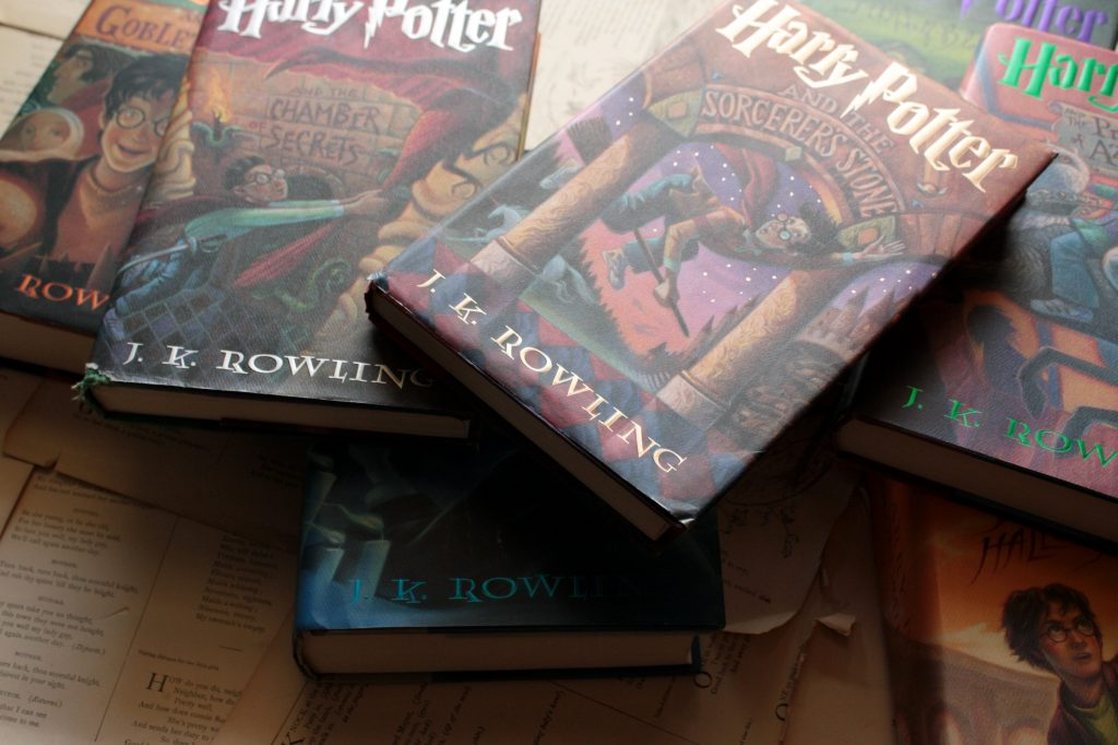 The Harry Potter Series, by JK Rowling | Little Book, Big Story