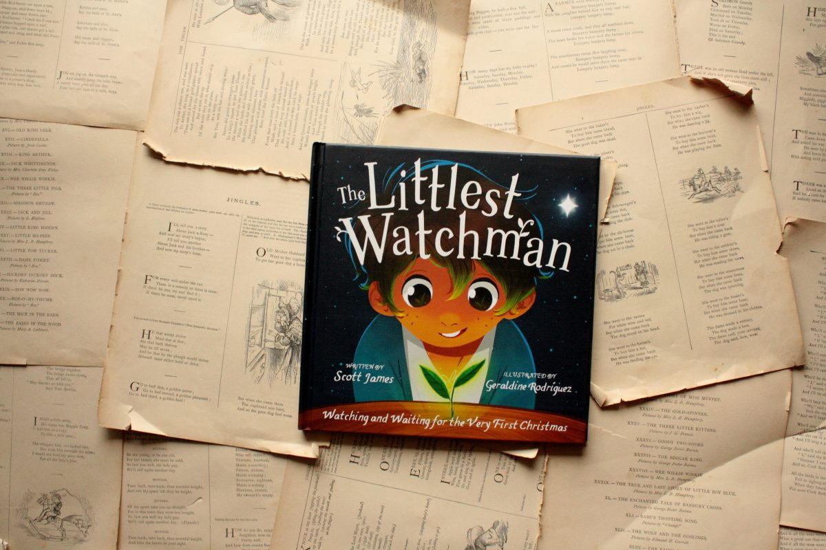 The Littlest Watchman, by Scott James | Little Book, Big Story