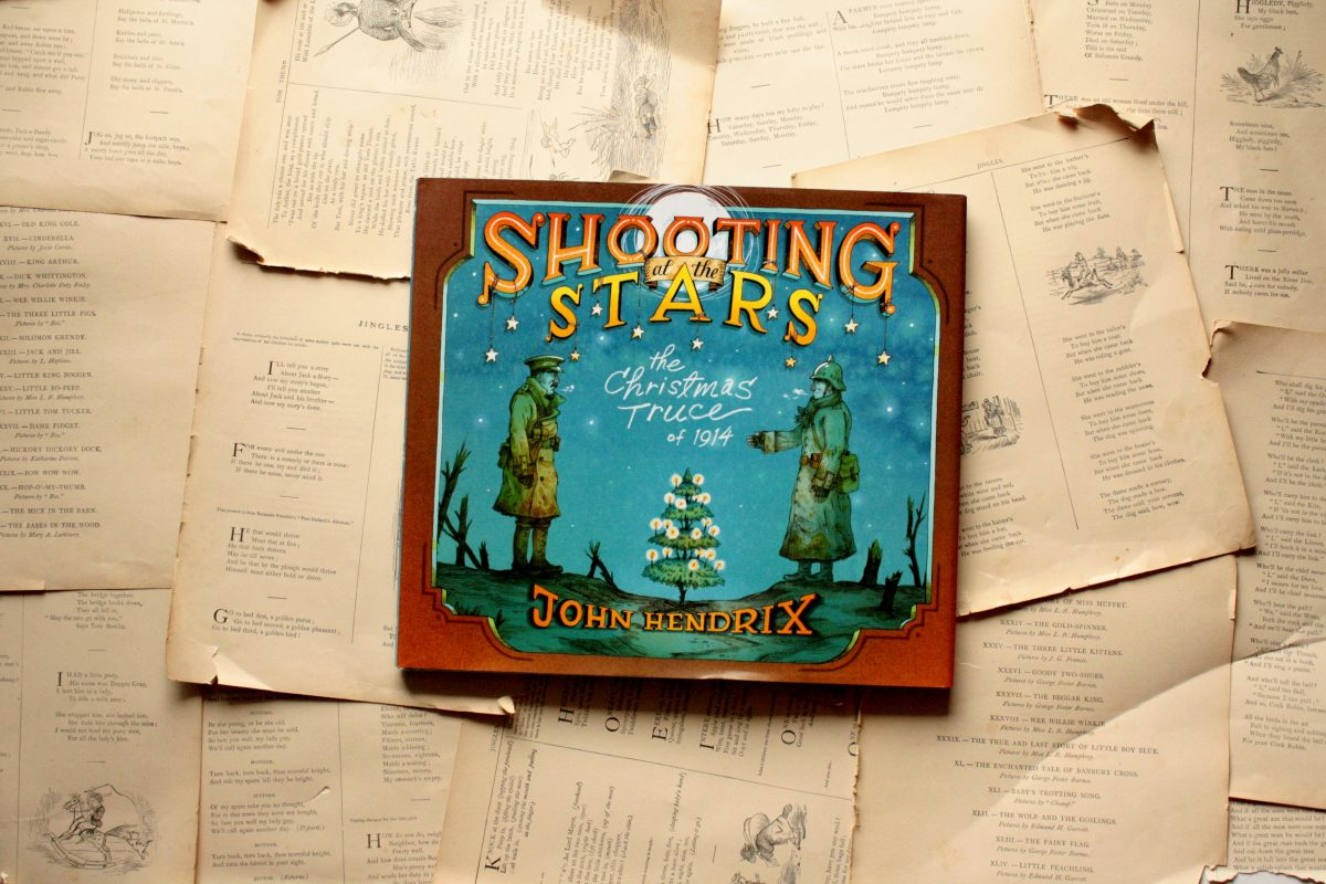 Shooting at the Stars: The Christmas Truce of 1914, by John Hendrix | Little Book, Big Story