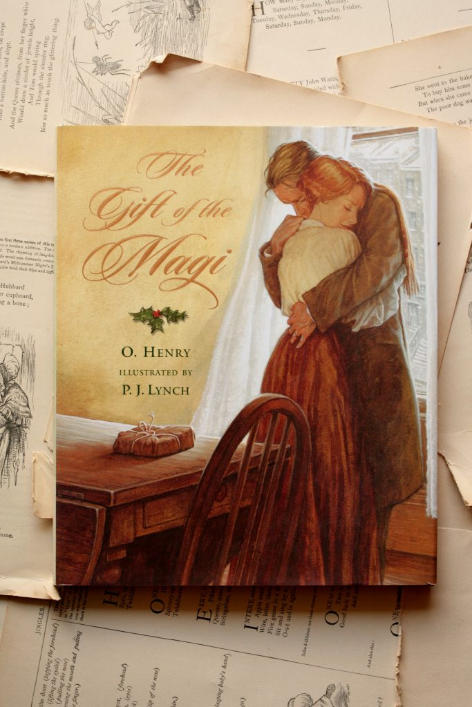 The Gift of the Magi, by O. Henry | Little Book, Big Story