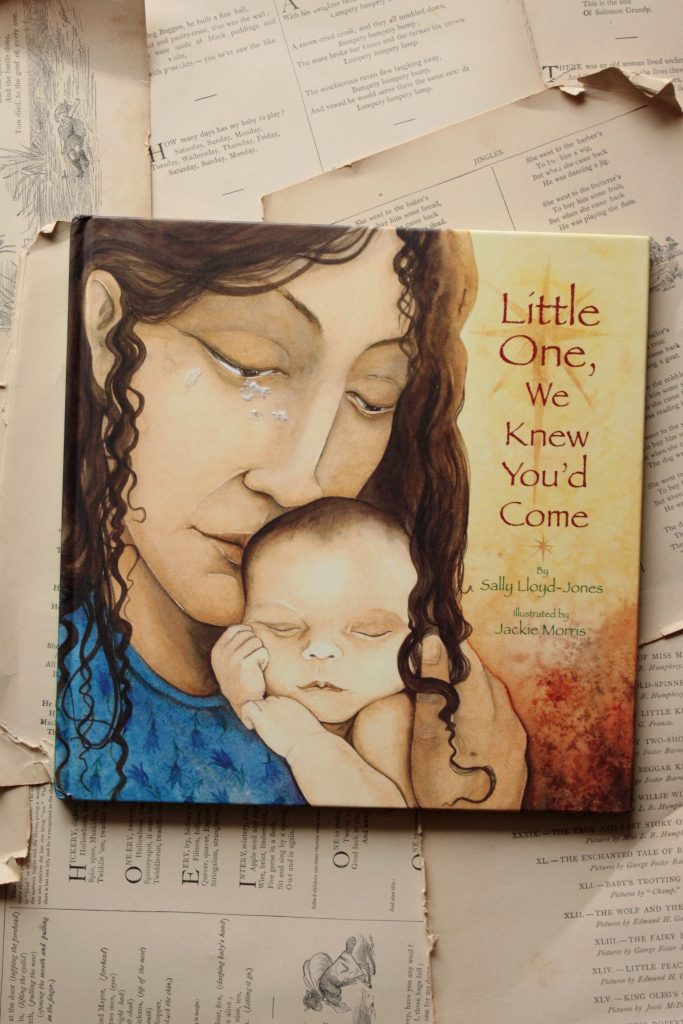 Little One, We Knew You'd Come, by Sally Lloyd-Jones (review) | Little Book, Big Story