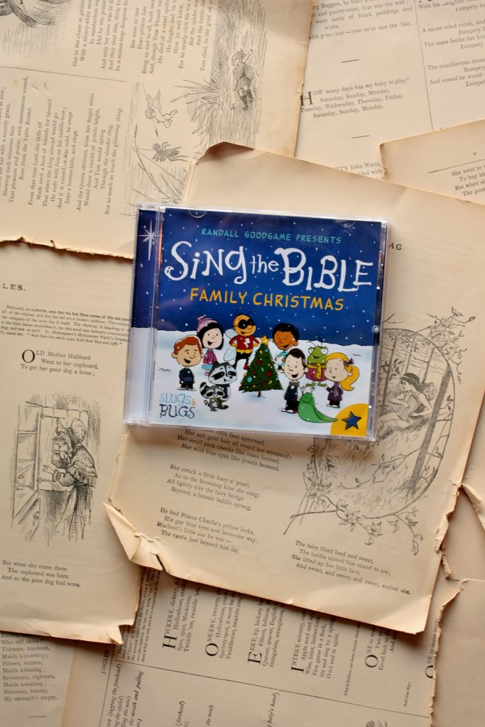 Slugs and Bugs: Family Christmas CD | Little Book, Big Story