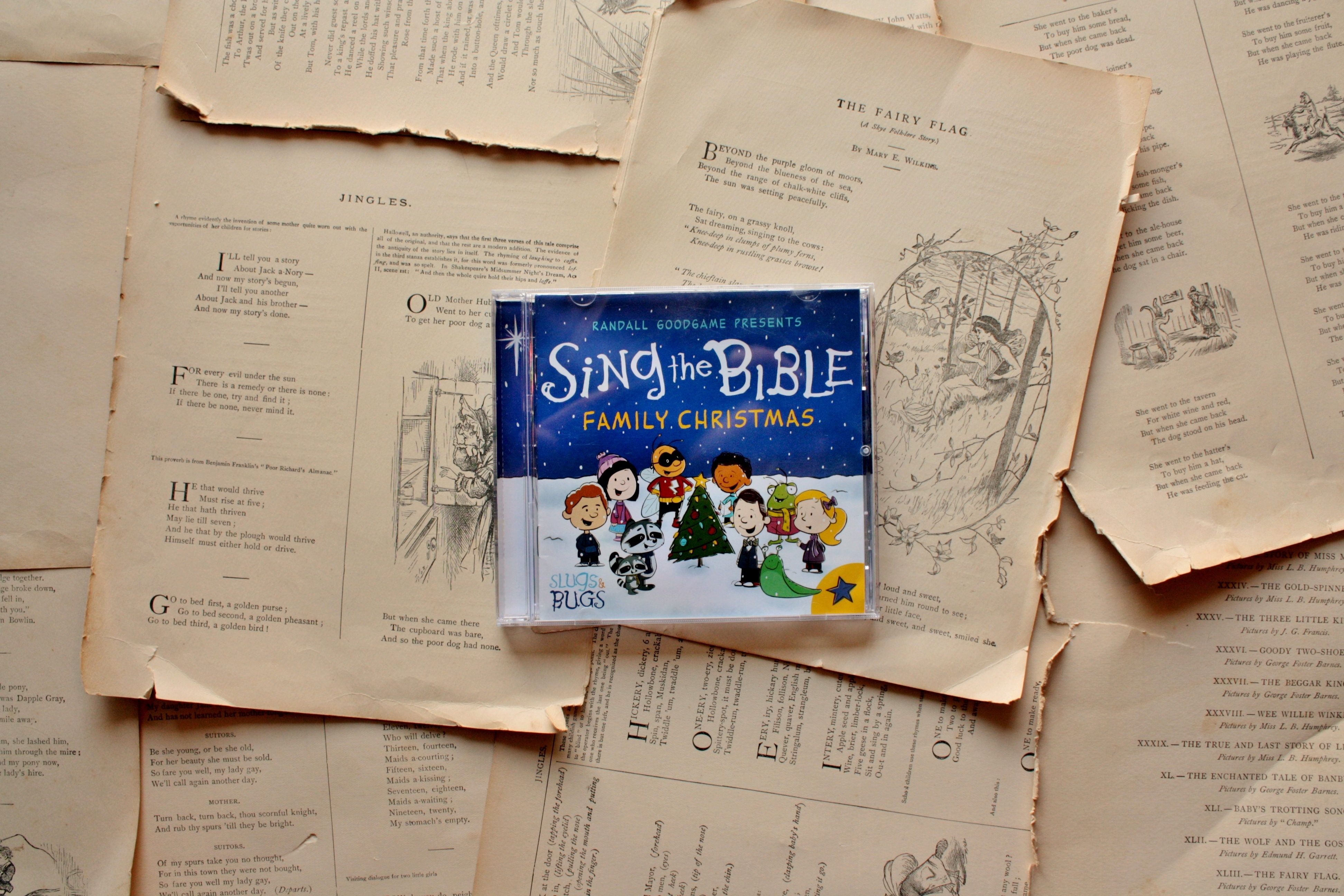 Slugs & Bugs | Sing the Bible: Family Christmas