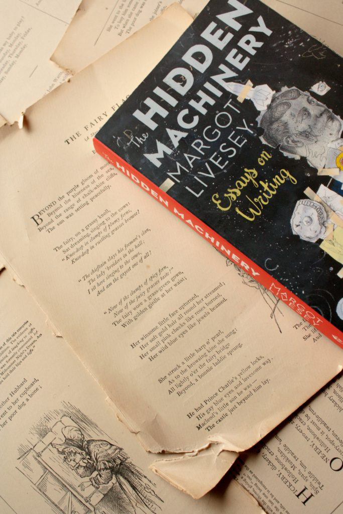 The Hidden Machinery, by Margot Livesey | Little Book, Big Story