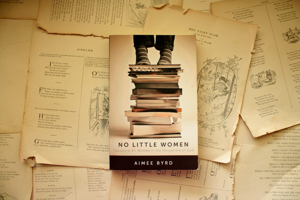 No Little Women, by Aimee Byrd | Little Book, Big Story