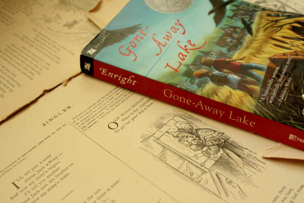 Gone-Away Lake, by Elizabeth Enright | Little Book, Big Story