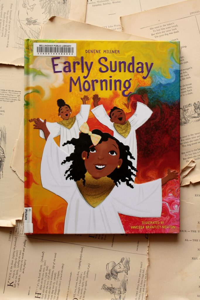 Early Sunday Morning, by Denene Millner | Little Book, Big Story