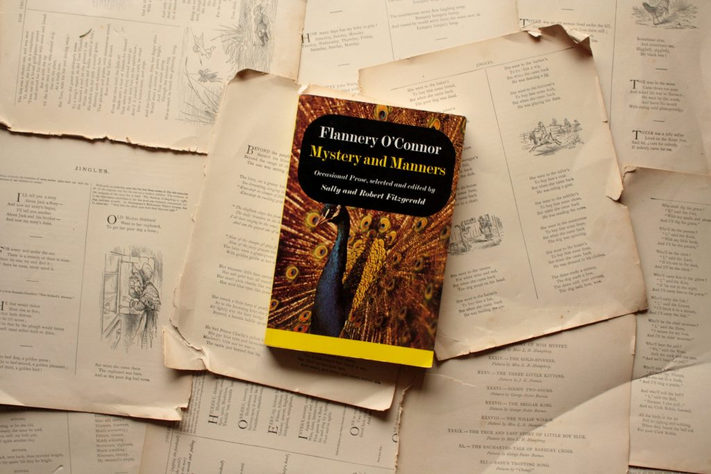 Mystery & Manners, Essays by Flannery O'Connor | Little Book, Big Story
