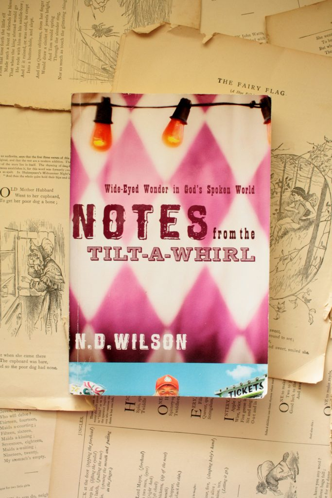 Notes From the Tilt-a-Whirl, by N. D. Wilson | Little Book, Big Story