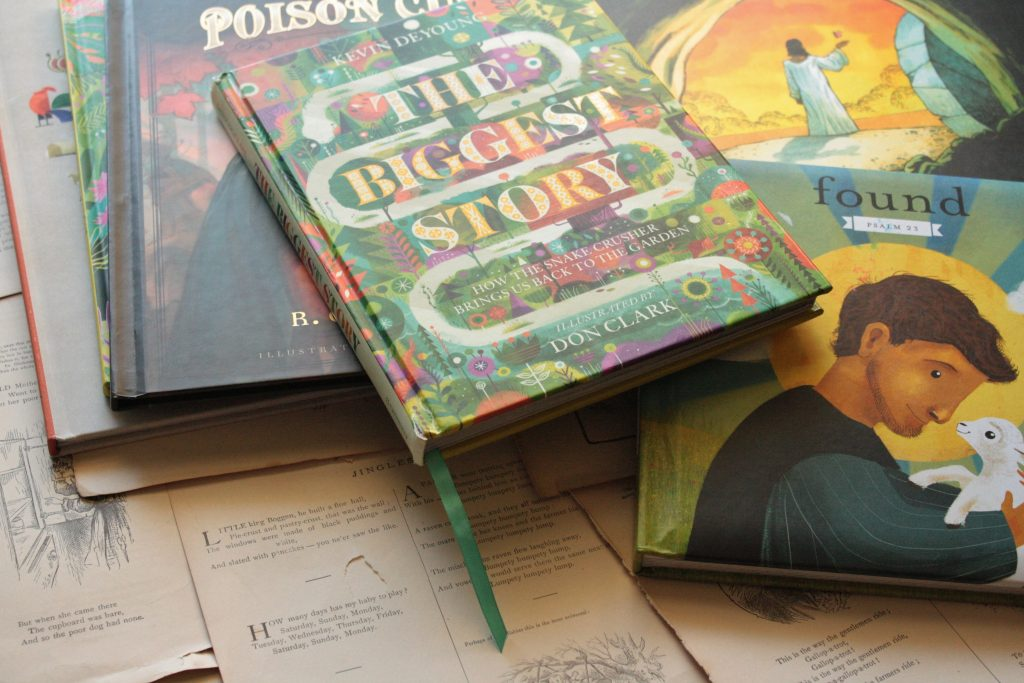 Books That Tell the Big Story of Easter | Little Book, Big Story