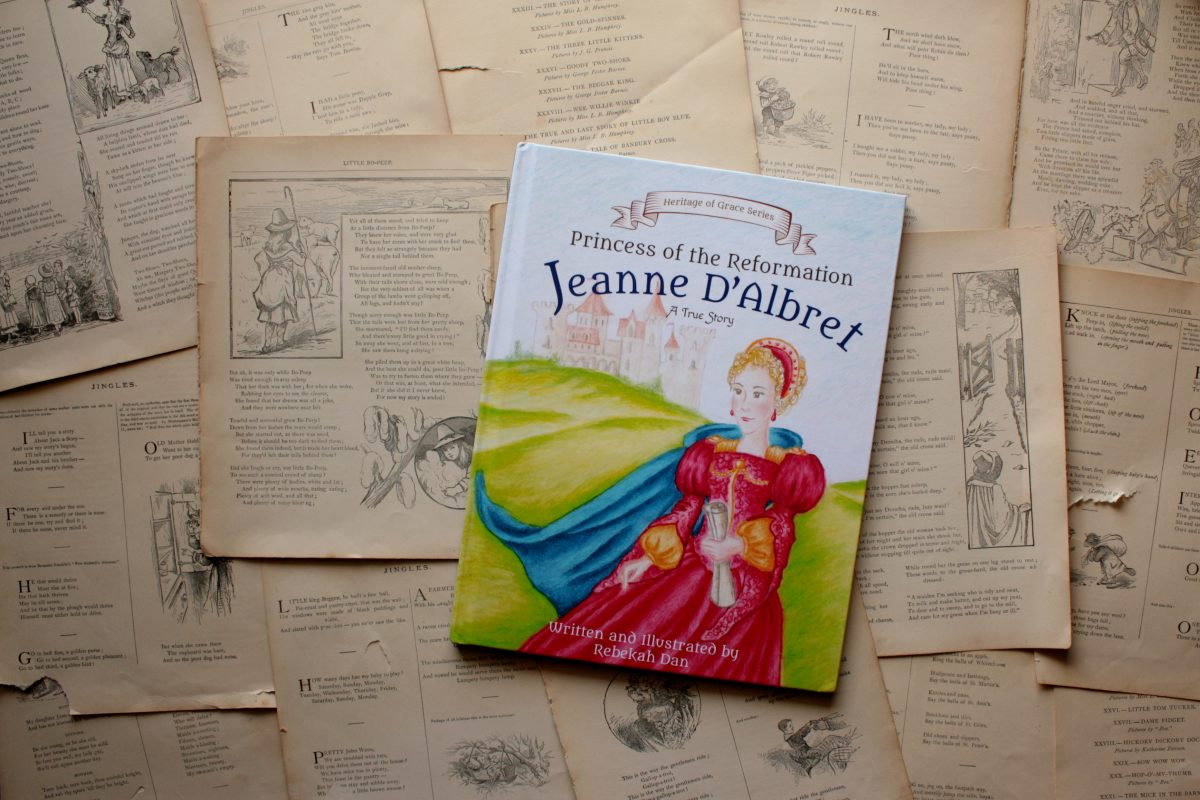 Jeanne D'Albret: Princess of the Reformation, by Rebekah Dan | Little Book, Big Story