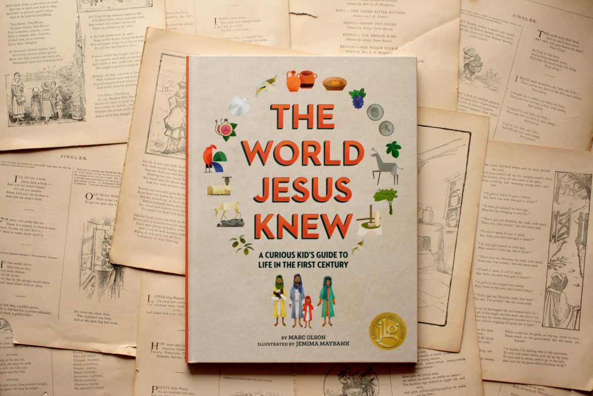 The World Jesus Knew, by Marc Olson | Little Book, Big Story