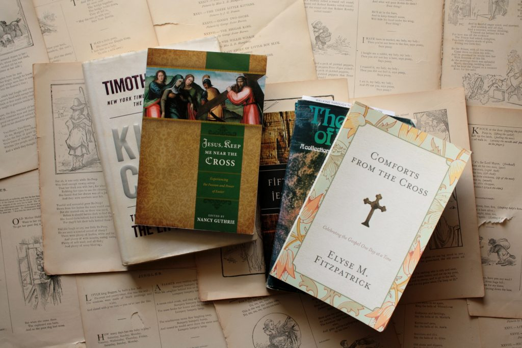 Beautiful Devotionals for Lent | Little Book, Big Story