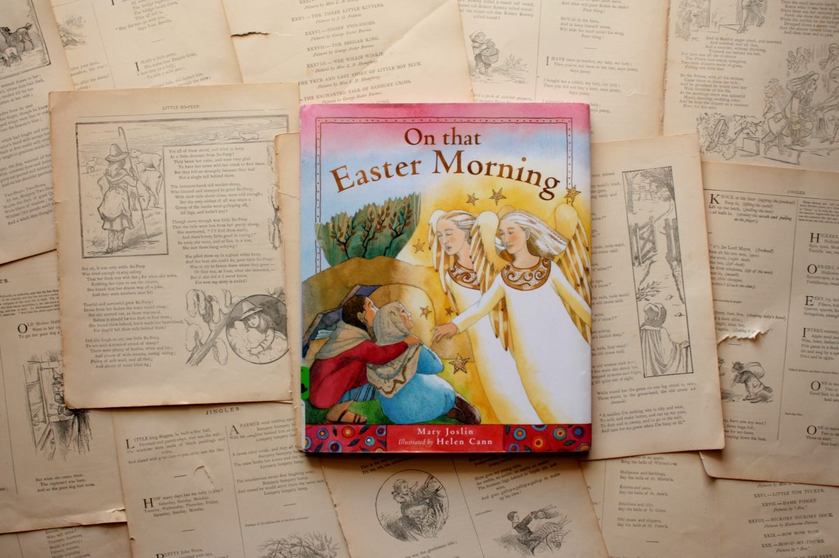 On That Easter Morning, by Mary Joslin (review) | Little Book, Big Story