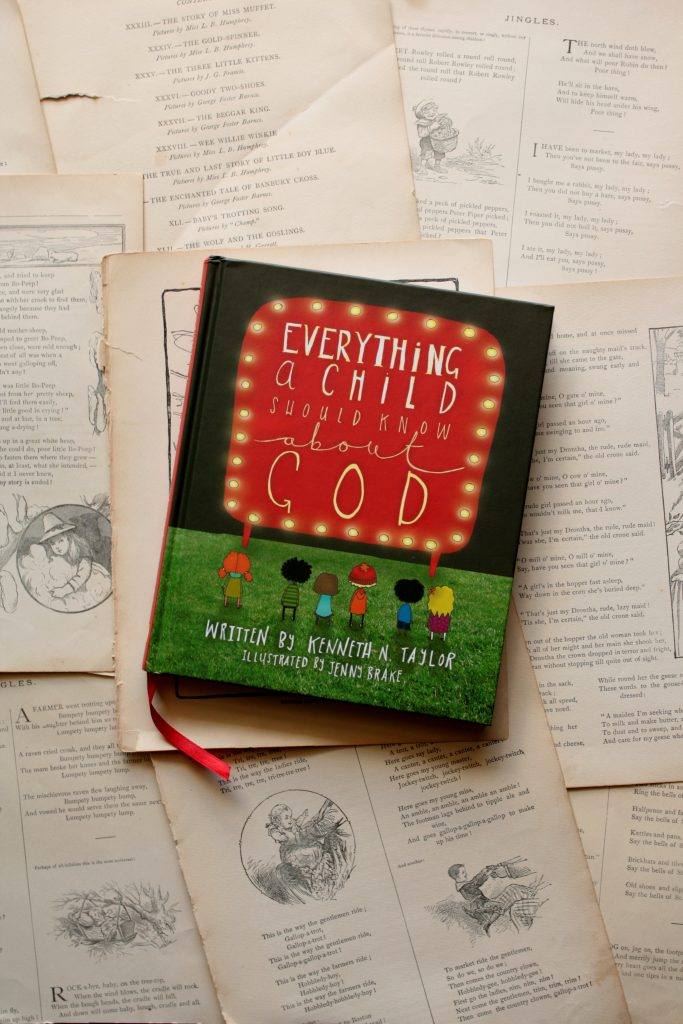Everything a Child Should Know About God, by Kenneth N. Taylor (Review) | Little Book, Big Story