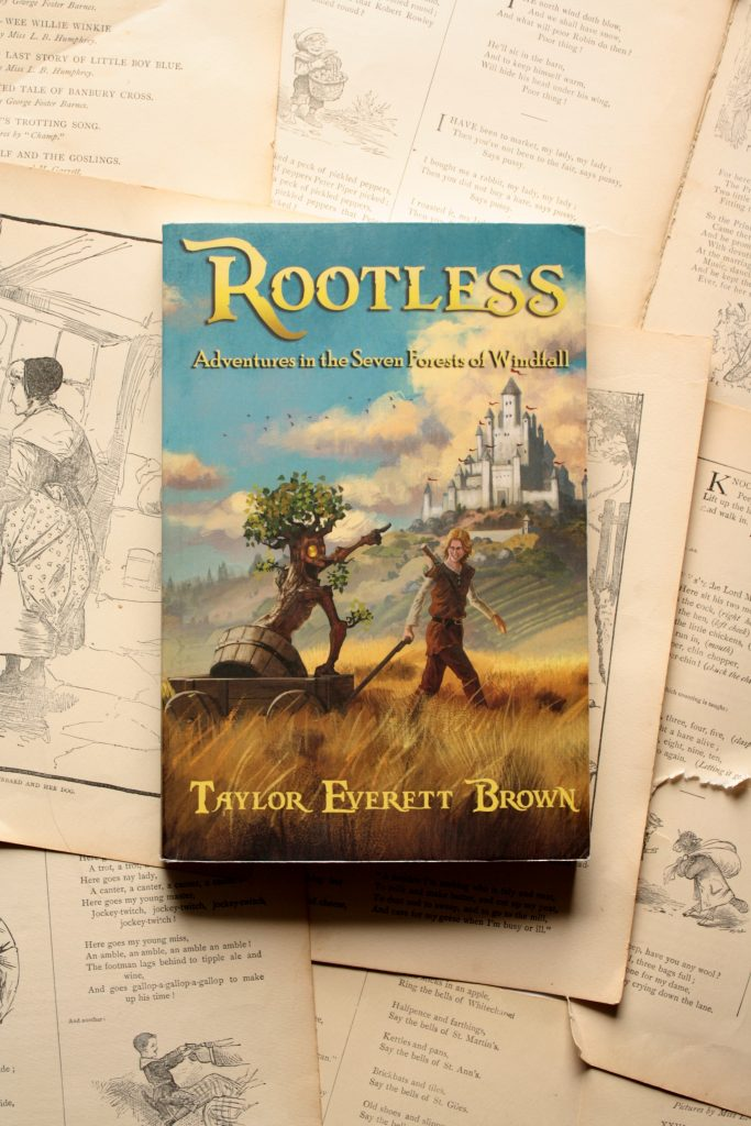 Rootless, by Taylor Everett Brown | Little Book, Big Story