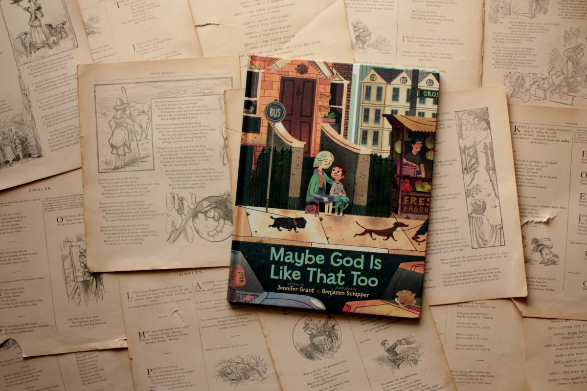 Maybe God is Like That, Too, by Jennifer Grant (review) | Little Book, Big Story