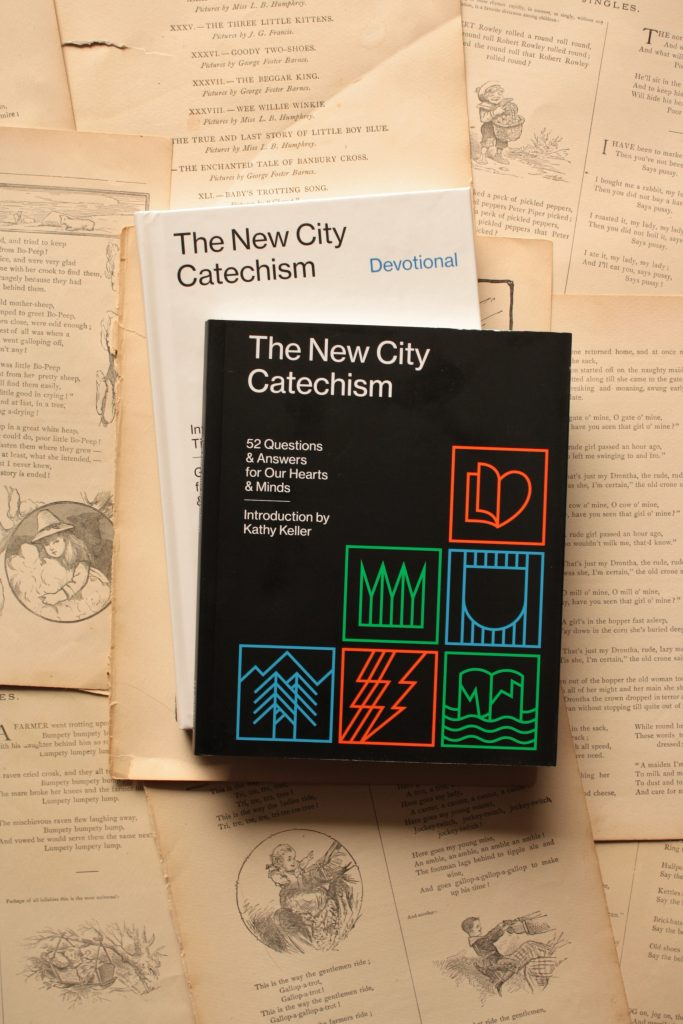 The New City Catechism | Little Book, Big Story