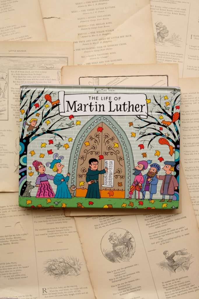 The Life of Martin Luther, by Agostino Traini (review) | Little Book, Big Story