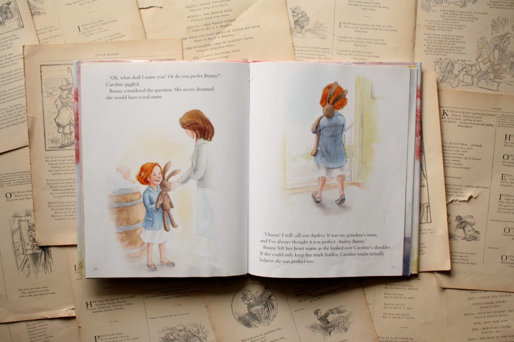 Audrey Bunny, by Angie Smith | Little Book, Big Story