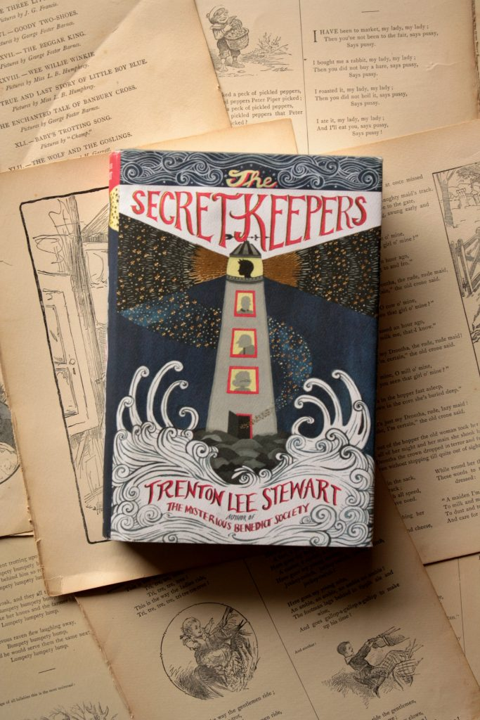 The Secret Keepers, by Trenton Lee Stewart | Little Book, Big Story