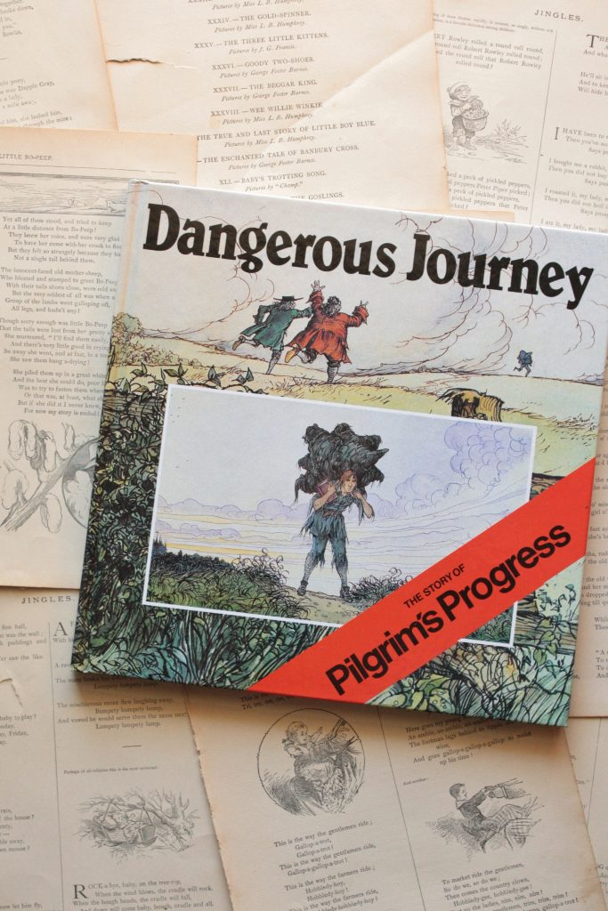 Dangerous Journey, by Oliver Hunkin | Little Book, Big Story
