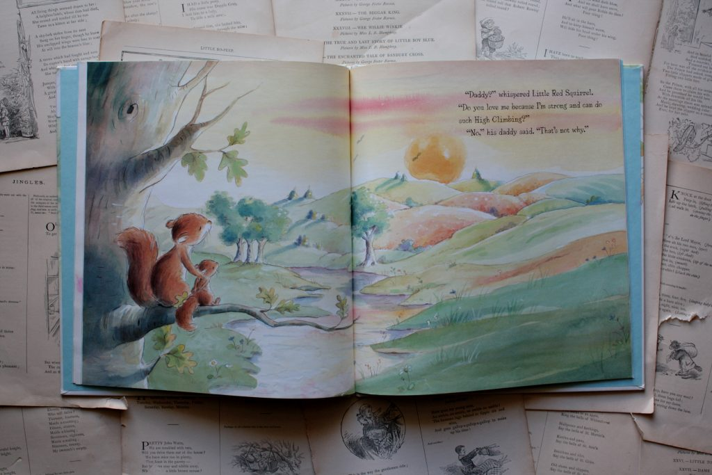 Just Because You're Mine, by Sally Lloyd-Jones | Little Book, Big Story