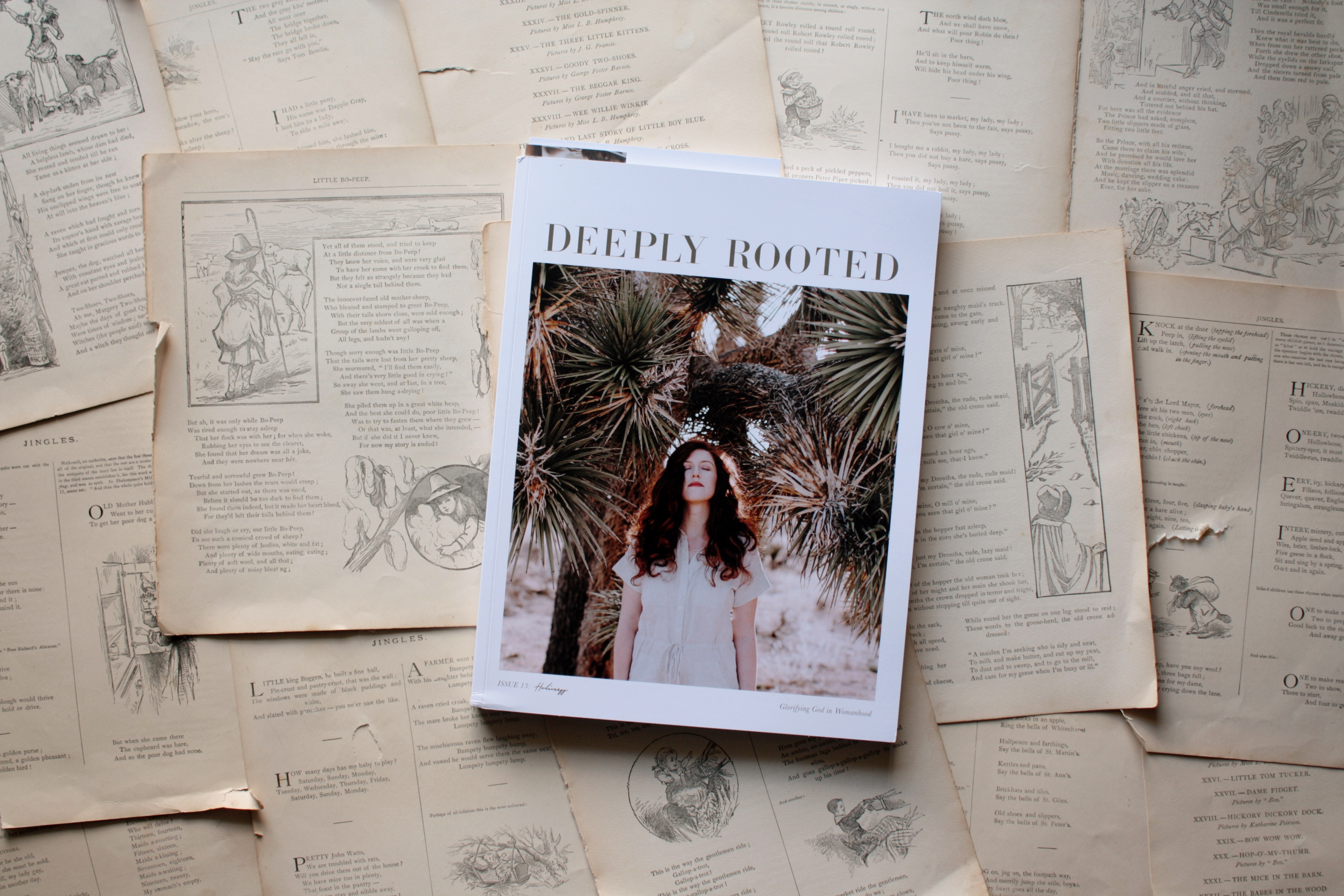 Deeply Rooted Magazine | Issue 13: Holiness