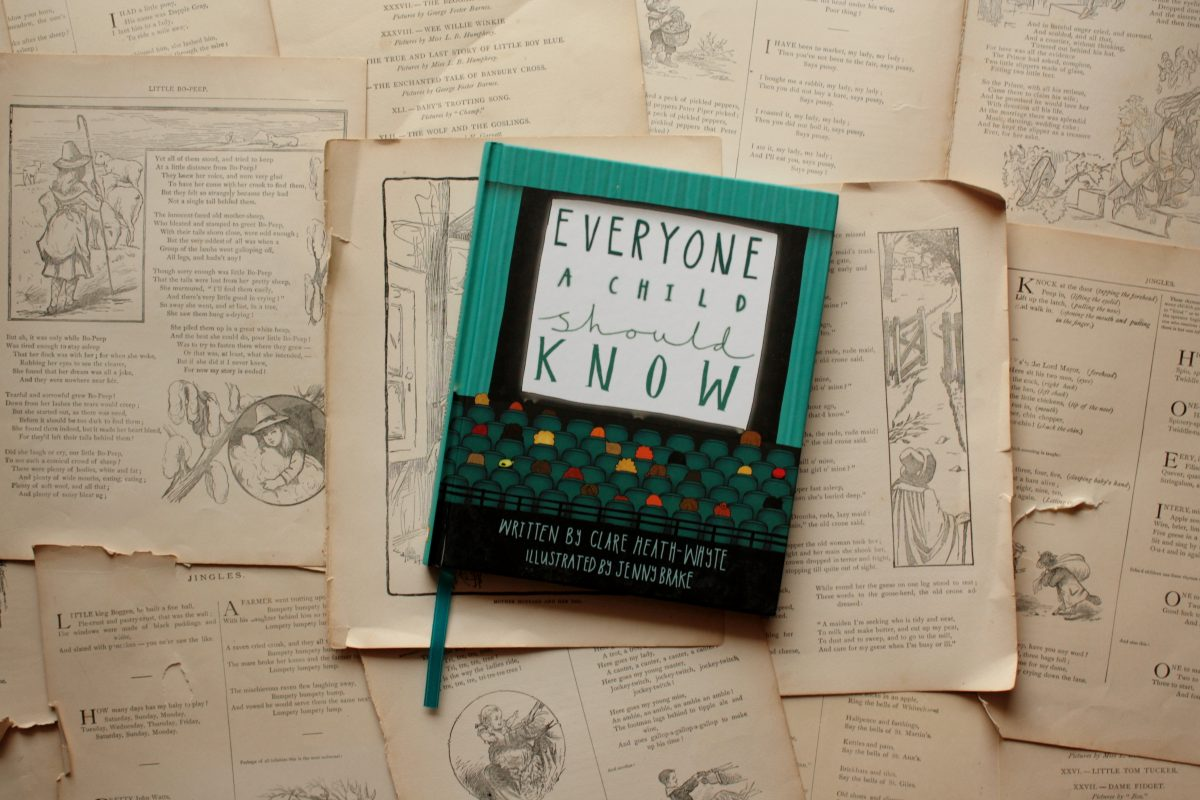 Everyone a Child Should Know, by Clare Heath-Whyte | Little Book, Big Story