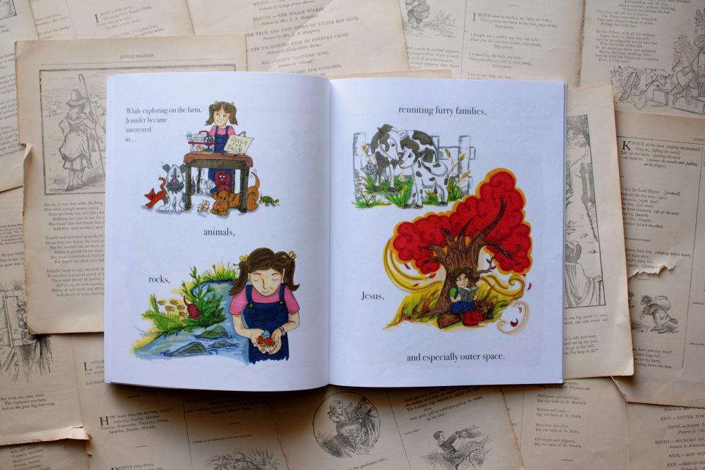 Gutsy Girls: Dr. Jennifer Wiseman | Little Book, Big Story