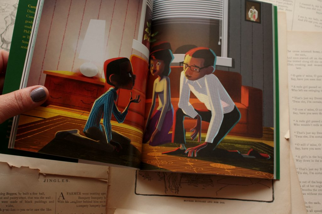 The Gospel in Color, by Curtis A. Wood & Jarvis Williams | Little Book, Big Story