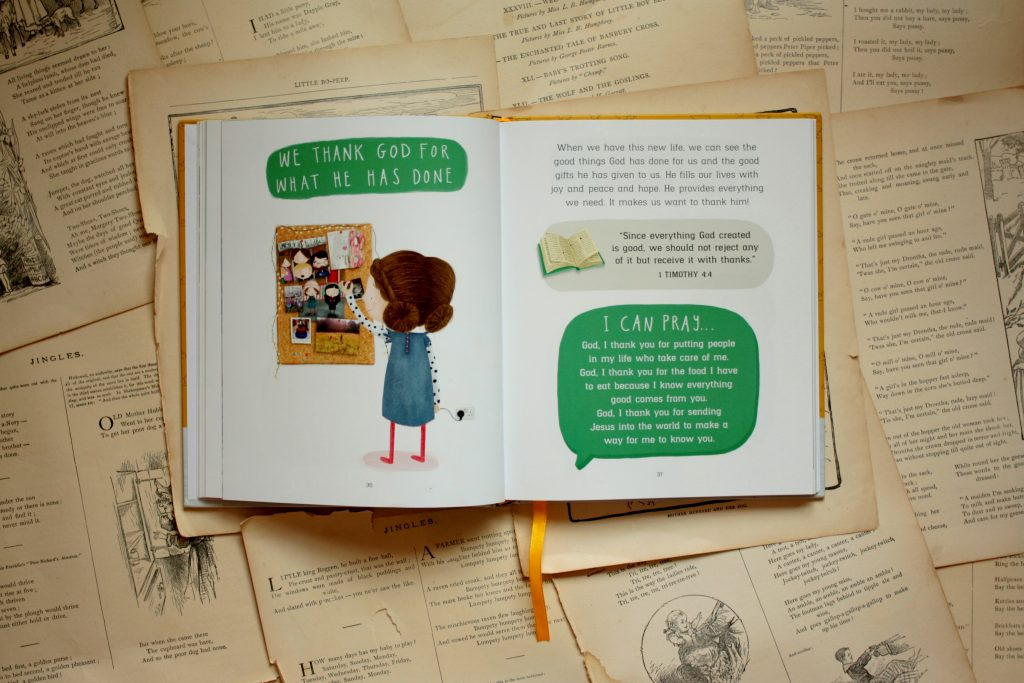 What Every Child Should Know About Prayer, by Nancy Guthrie | Little Book, Big Story