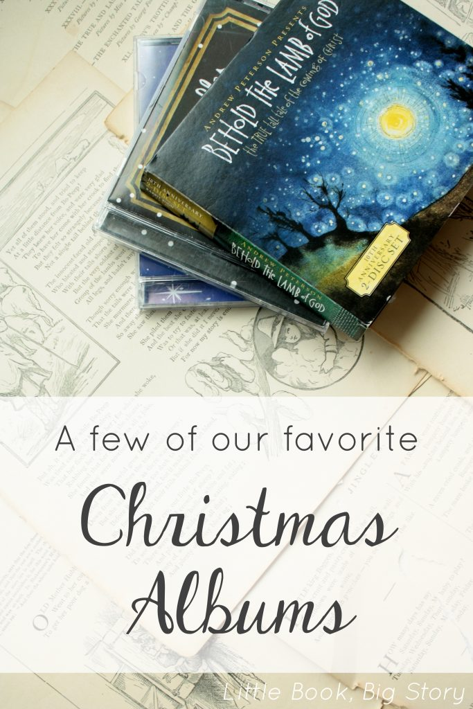 A Few of Our Favorite Christmas Albums | Little Book, Big Story