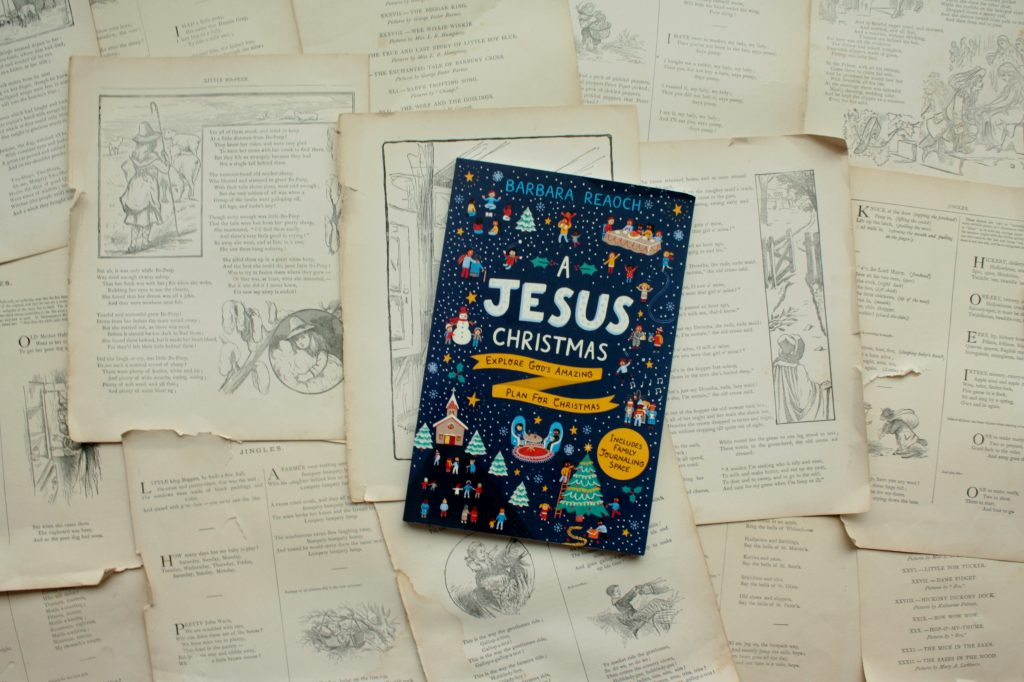 A Jesus Christmas, by Barbara Reaoch | Little Book, Big Story