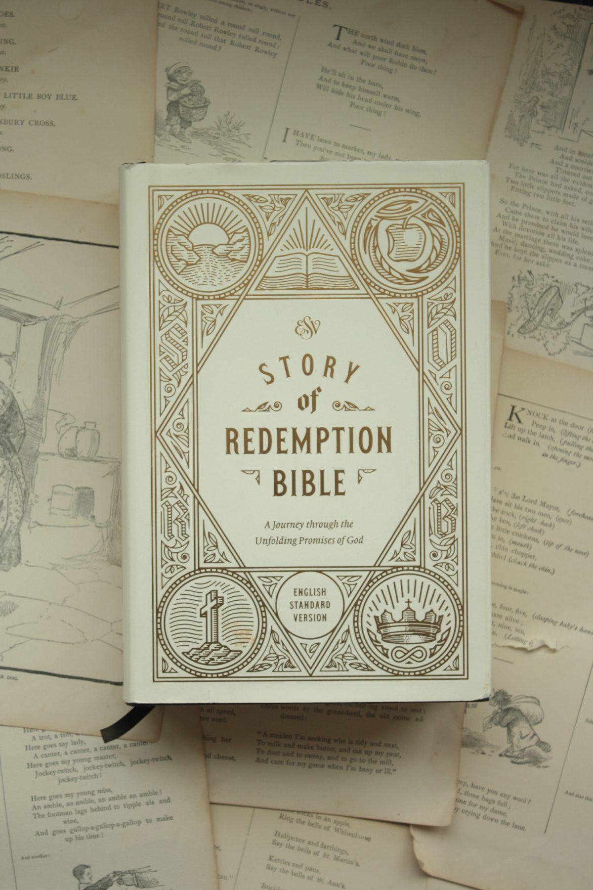 ESV Story of Redemption Bible | Little Book, Big Story