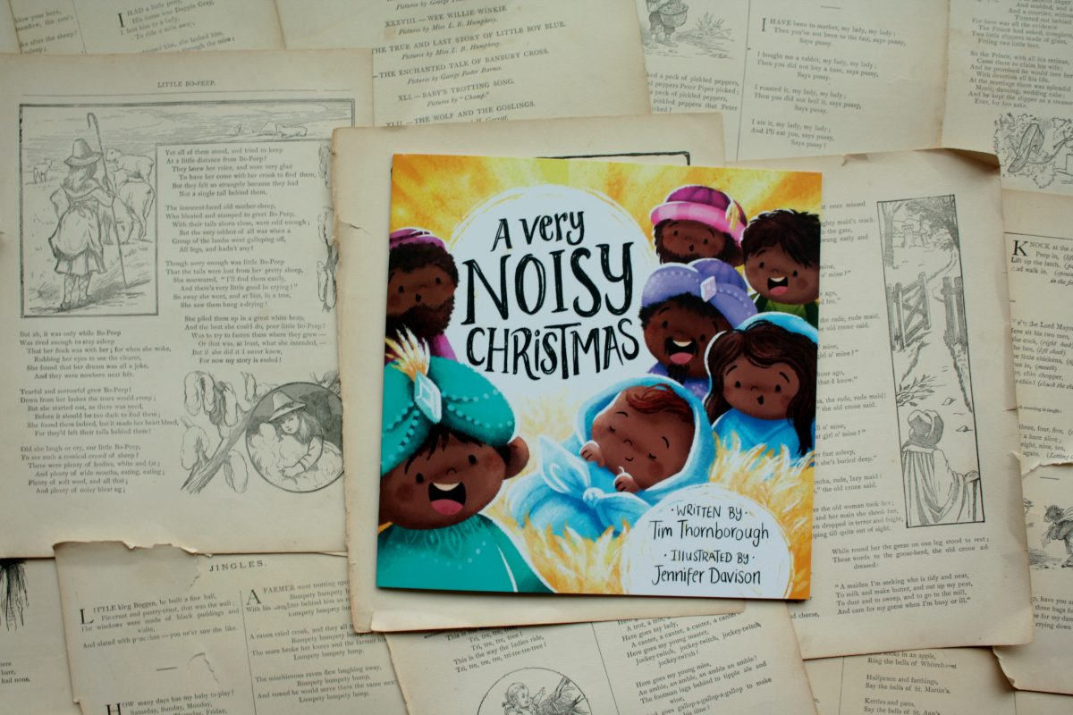 A Very Noisy Christmas, by Tim Thornborough | Little Book, Big Story