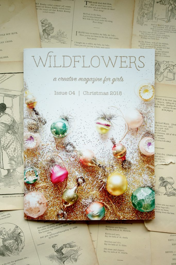 Wildflowers Magazine: Christmas Issue | Little Book, Big Story
