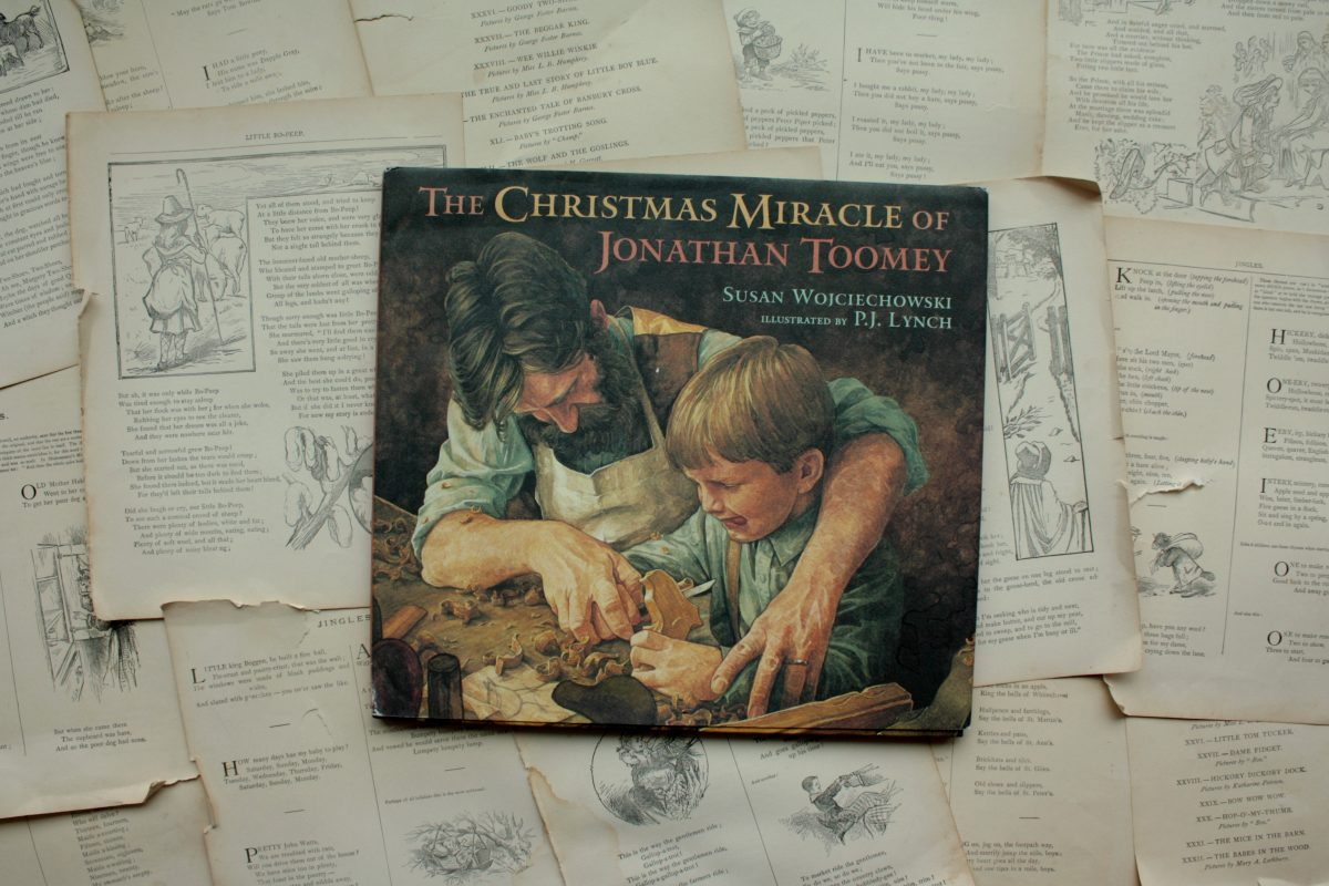 The Christmas Miracle of Jonathan Toomey | Little Book, Big Story