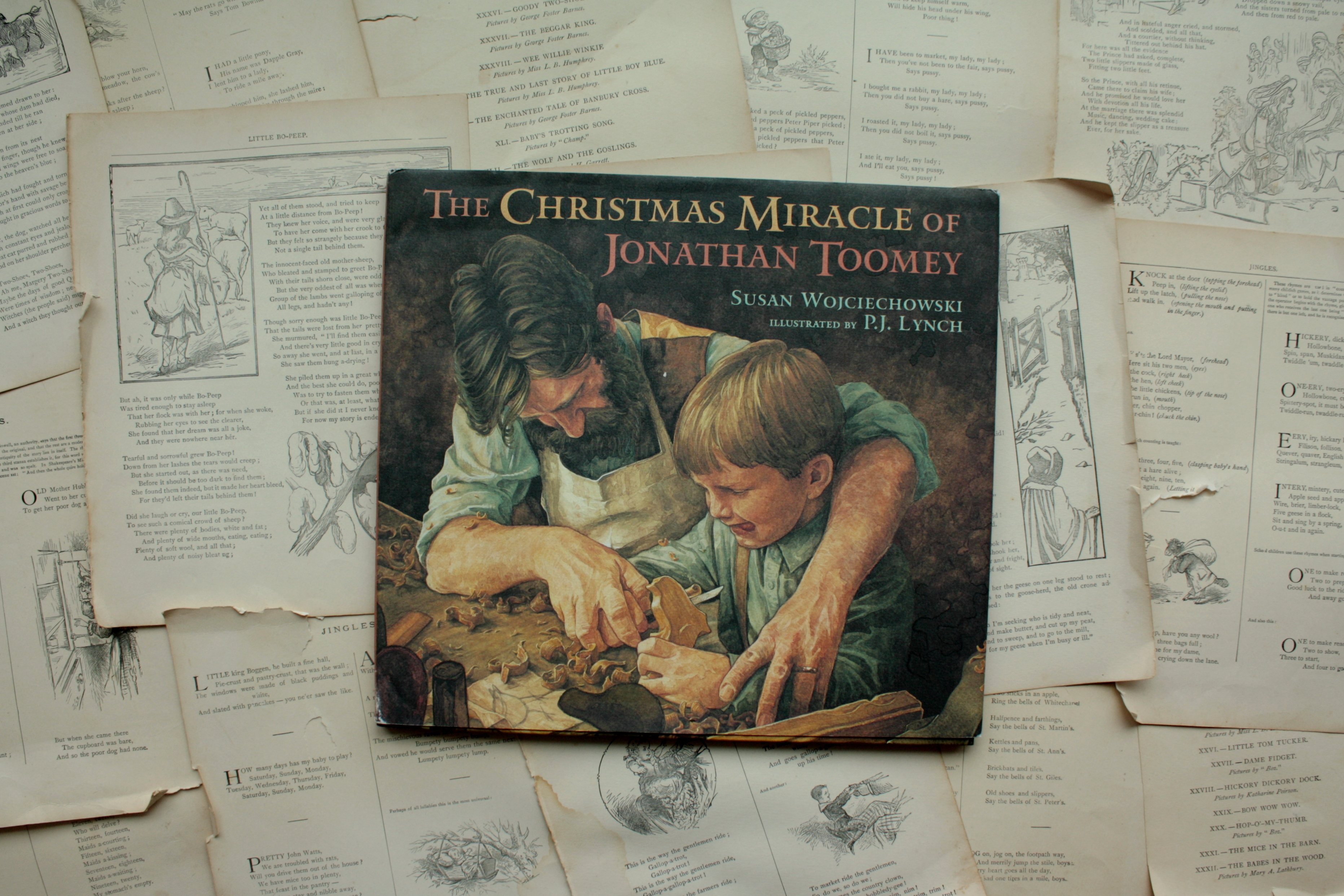 The Christmas Miracle of Jonathan Toomey | Susan Wojciechowski