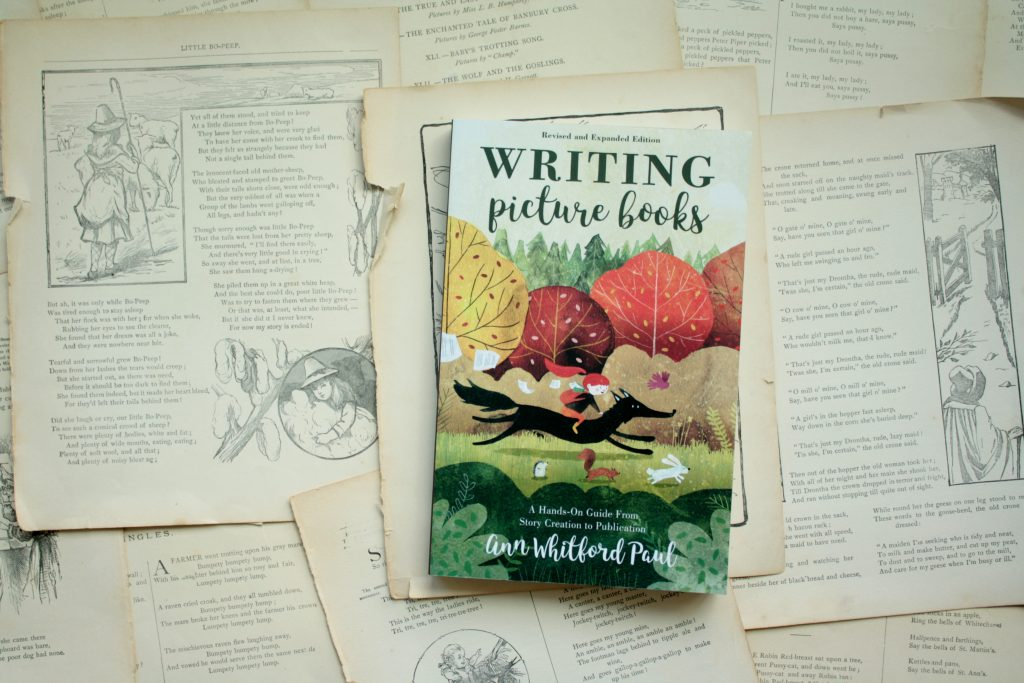 Writing Picture Books, by Ann Whitford Paul | Little Book, Big Story