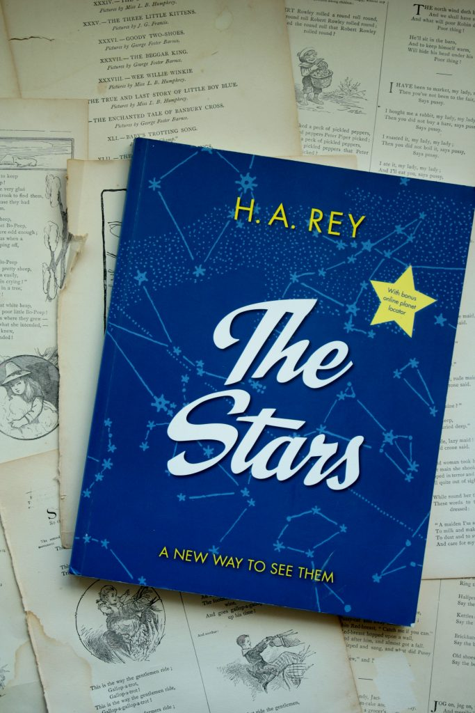 The Stars: A New Way to See Them, by H. A. Rey | Little Book, Big Story