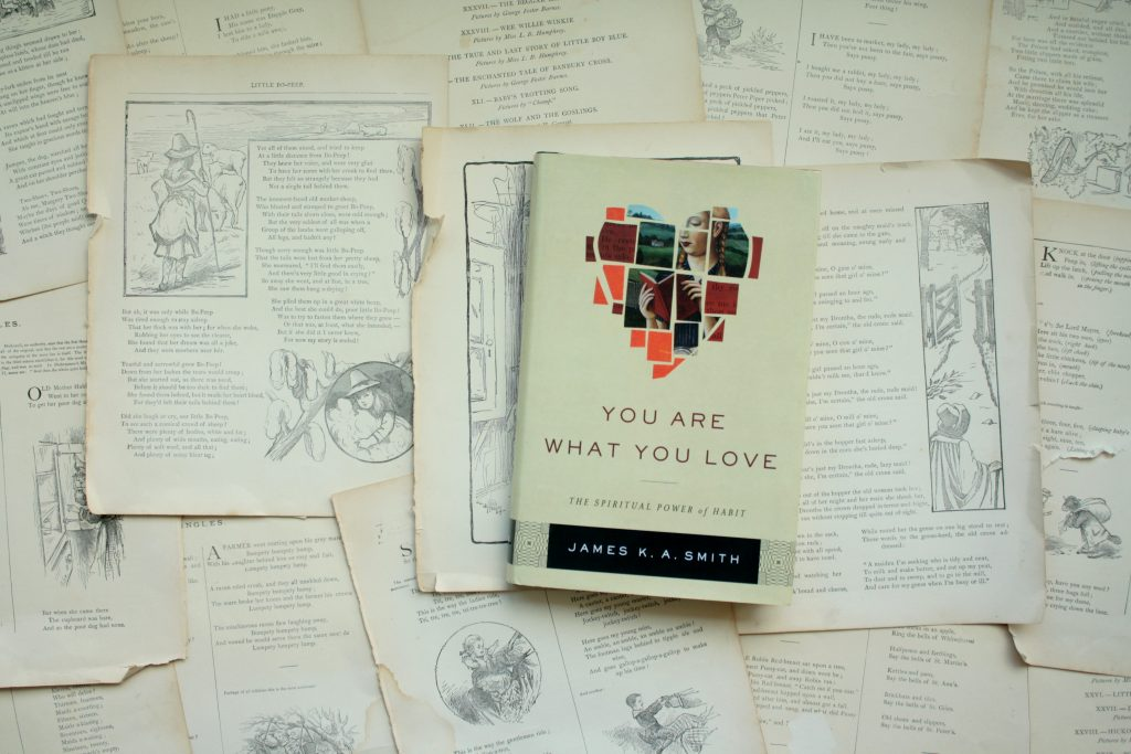 You Are What You Love, by James K. A. Smith | Little Book, Big Story