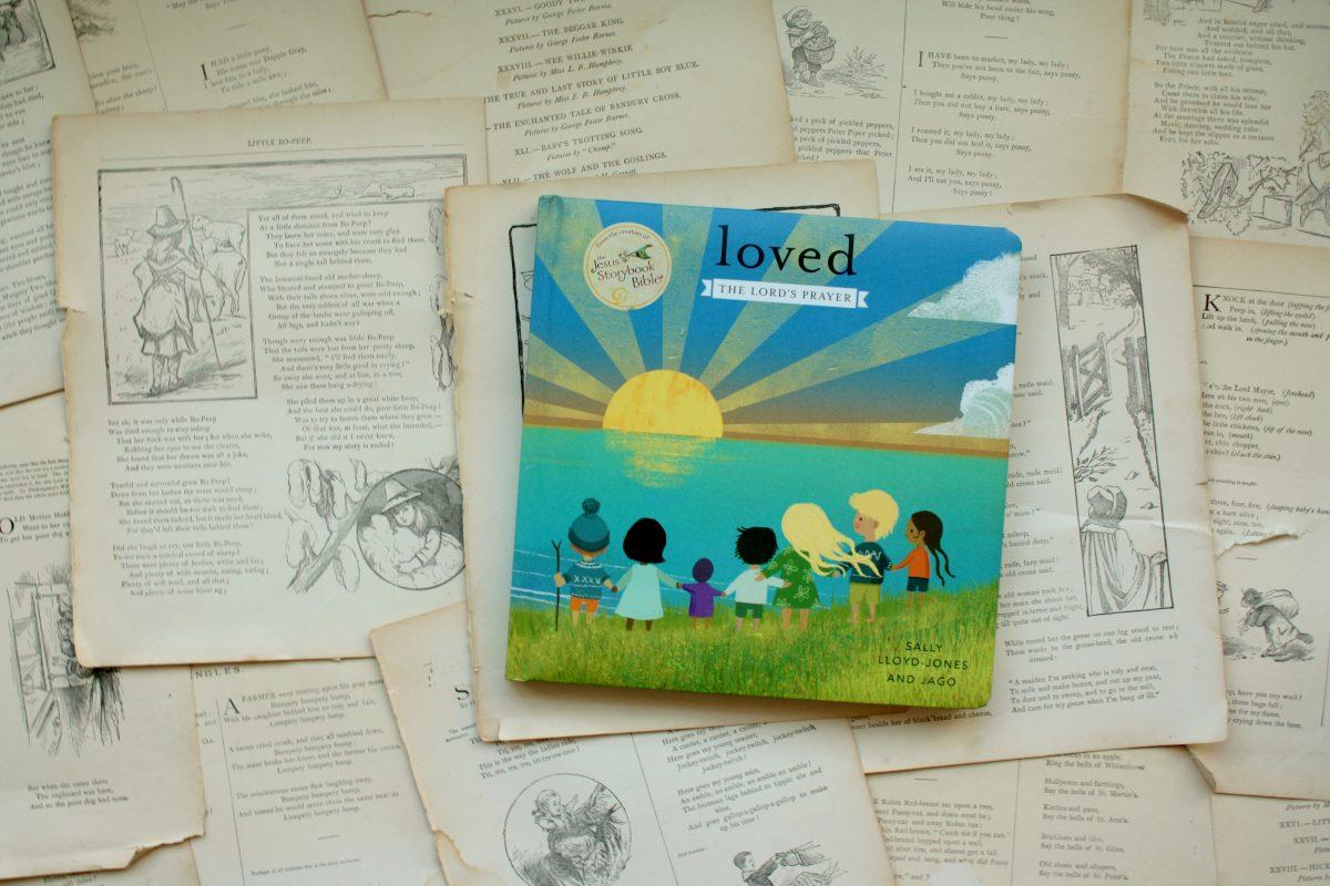 Loved, by Sally Lloyd-Jones | Little Book, Big Story