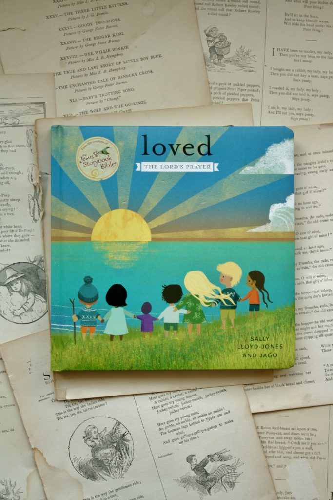 Loved, by Sally Lloyd-Jones | Little Book, Big Story