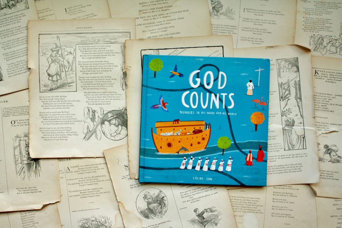 God Counts, by Irene Sun | Little Book, Big Story