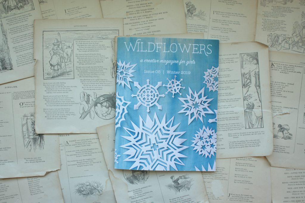 Wildflowers Magazine, Winter Issue | Little Book, Big Story