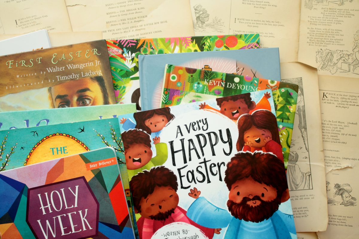 The Giant Easter Book List | Little Book, Big Story